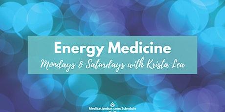 Energy Medicine tickets