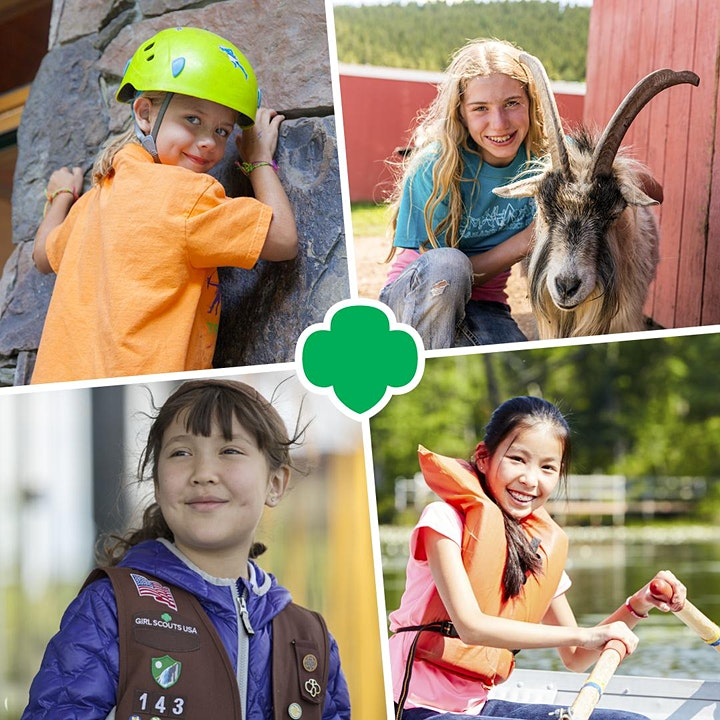 Discover Girl Scouts - Virtual Informational Session image