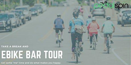 Electric Bike Bar Tour tickets