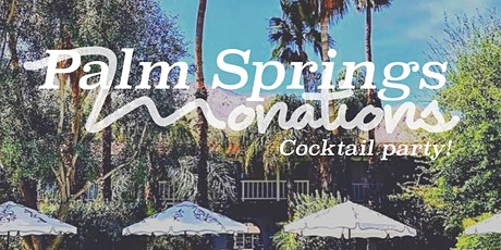 PALM SPRINGS MONATIONS tickets