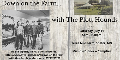 Down On The Farm with The Plott Hounds tickets