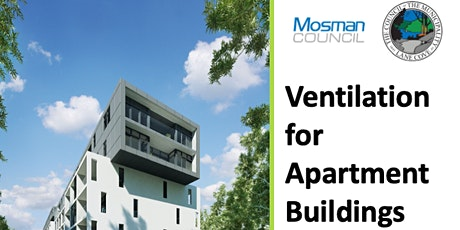Live Webinar-Ventilation for Apartment Buildings tickets