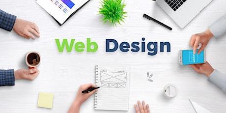 Hands on Website Design tickets