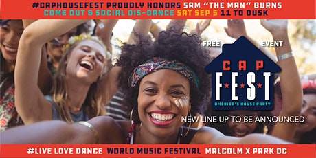 #CapFest – The Capital House Music Festival – World Music Event tickets
