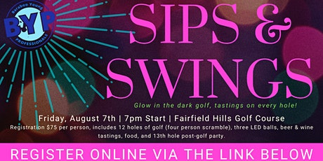 Sips & Swings Golf Outing tickets