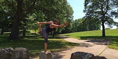 Linda Wellness Warrior Yoga in the Park (Franklin