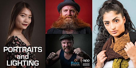 Portraits and Lighting Workshop (August 2020) tickets