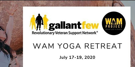 WAM yoga retreat tickets