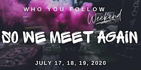 So We Meet Again! tickets
