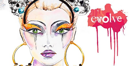 Evolve - Fashion Face Illustration Workshop tickets