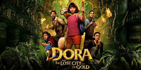 Movies at Mawson: Dora and The Lost City of Gold tickets