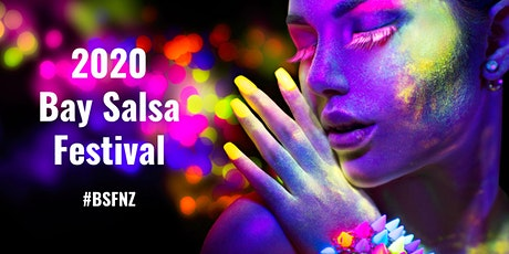 Bay Salsa Festival 2020 tickets