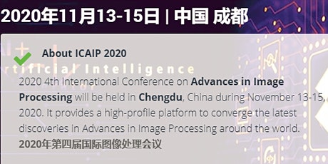 2020 4th International Conference on Advances in Image Processing