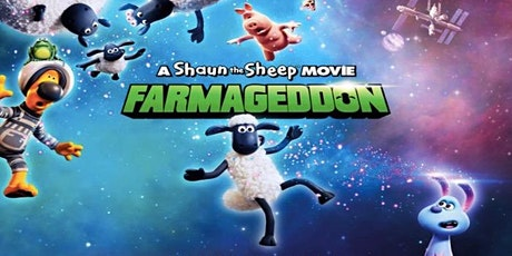 Movies at Mawson: Shaun The Sheep Movie: Farmageddon tickets