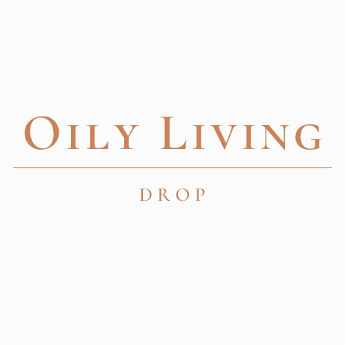 Oily Living Drop logo