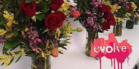 Evolve - Winter Vase Design by Matthew Landers Academy tickets