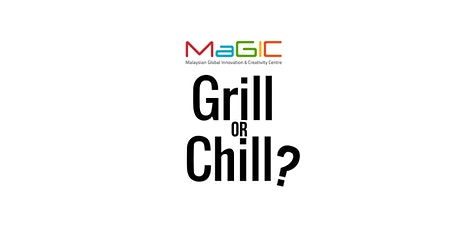 Virtual Grill or Chill #August tickets