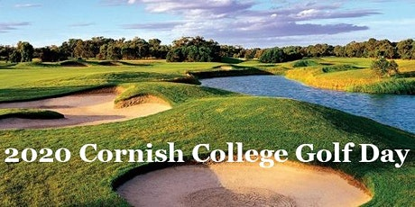 2020 Cornish College Golf Day tickets