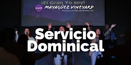 Servicio Dominical - 12 de julio de 2020 tickets