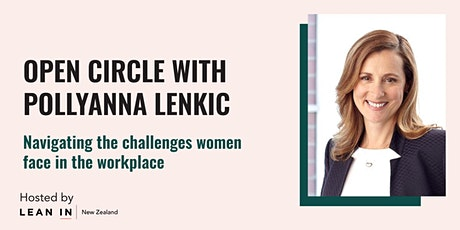 Lean In NZ Open Circle with Pollyanna Lenkic tickets