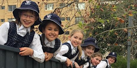 Kindergarten to Year 6 in 2021 Orientation Day tickets
