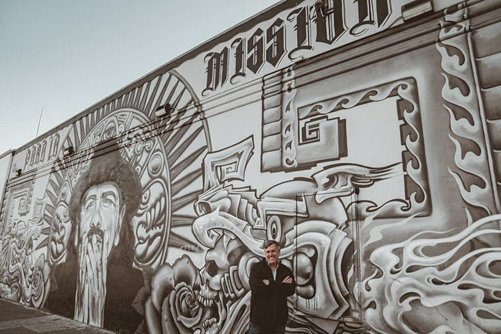 Mission District Street Art Walking Tour image
