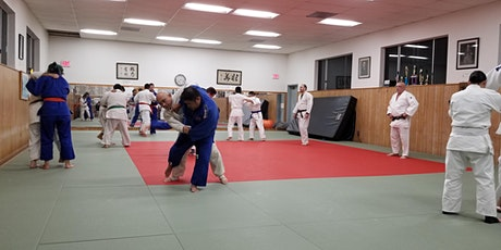 Hollywood Judo Adult class tickets