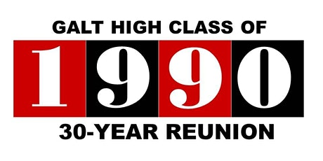 Galt High Class of 1990 30-Year Reunion tickets