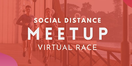 Social Distance Meetup Virtual Race tickets