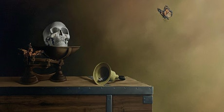 Pandora's Box: Shannon Doyle Painting Workshop  Zoom Feedback Session tickets