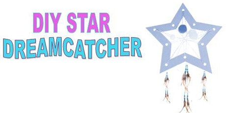 Make-It-Yourself Star Dreamcatcher Pack tickets