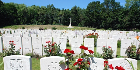 Een oase van rust in de duinen : Brits militair kerkhof billets