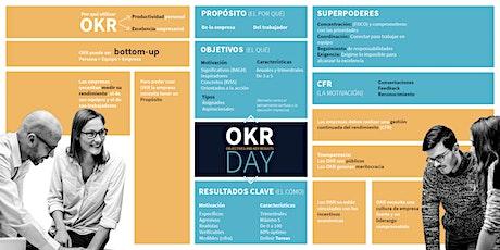 OKR Day: OKR y equipos IT de alto rendimiento entradas