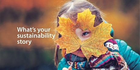 Telling Your Sustainability Story - the unabridged workshop tickets
