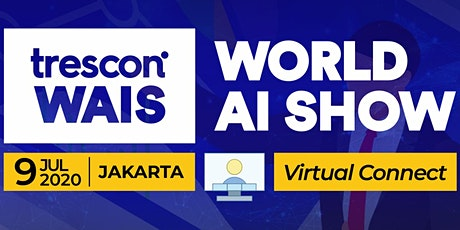 World AI Show – Jakarta 2020 tickets