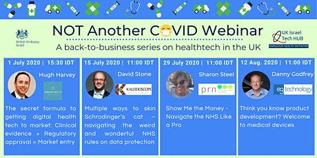 Not Another COVID Webinar tickets