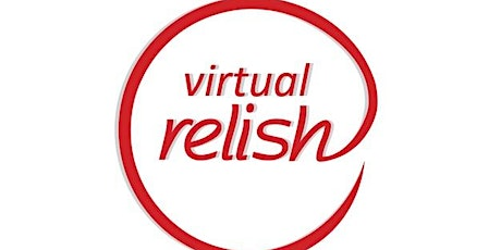 Seattle Virtual Speed Dating | Do You Relish? | Singles Event Virtual tickets