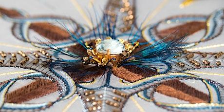 Learn Art Embroidery by DELPHINE GENIN tickets