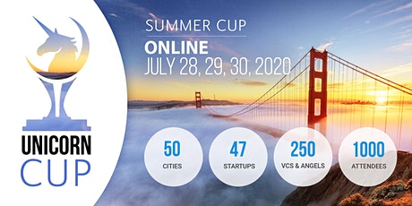 Unicorn CUP – Global Pitch Competition Finals | Summer CUP tickets