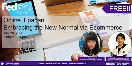 Online Tipanan: Embracing the New Normal via Ecommerce entradas