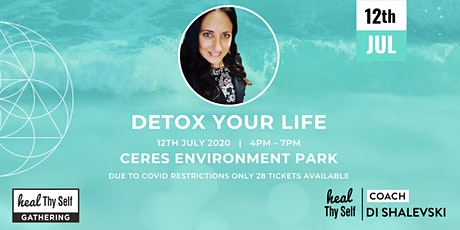 DETOX YOUR LIFE tickets