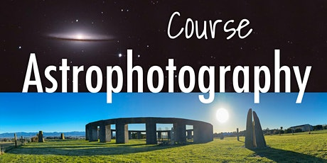 Astrophotography Course tickets