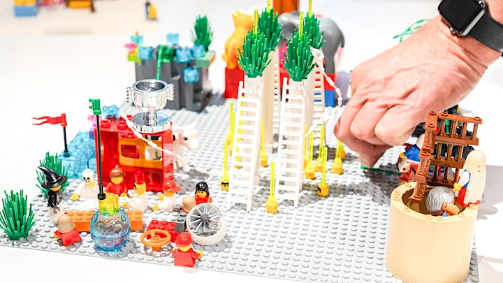 Lego® Serious Play® BASIC Training - August 2021 (Deutsch): Bild