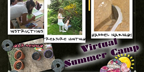 VIRTUAL 'PLAYFUL ENGLISH&ART' SUMMER CAMP biglietti