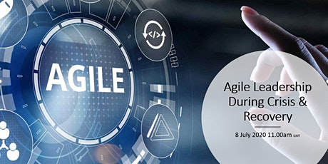 Be Agile and Survive - Agile Leadership in Crisis & Recovery tickets