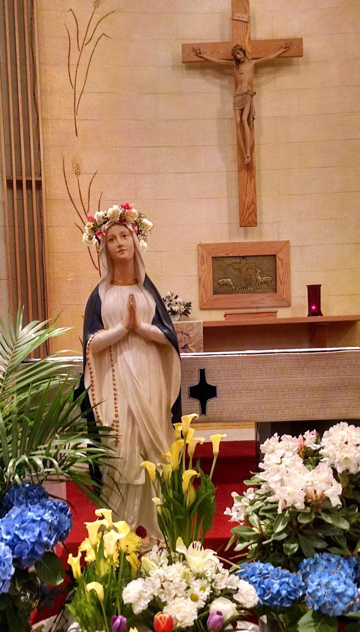 Sacred Heart Church Uxbridge -  Registration for Weekend Mass image
