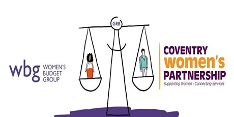 'Covid-19 - the impact on women in Coventry' digital report launch tickets