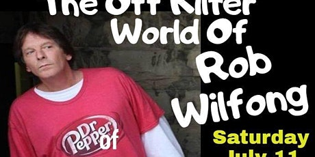 The Off Kilter World of Rob Wilfong tickets