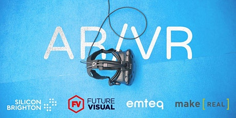 Silicon Brighton - AR & VR with Future Visual, emteq and make [REAL] tickets