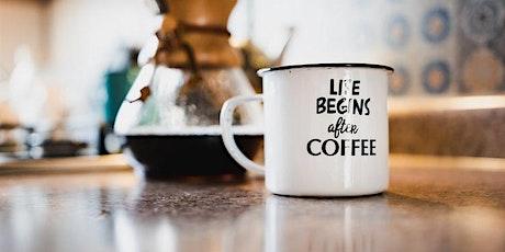 Virtual Coffee Morning tickets